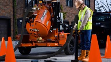 Vacuum Excavators