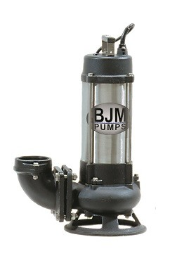 Submersible Shredder Pumps