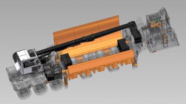500CL Car Logger / Baler