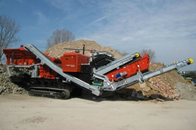 Remax 1312 Eco / Maxi Impact Crusher