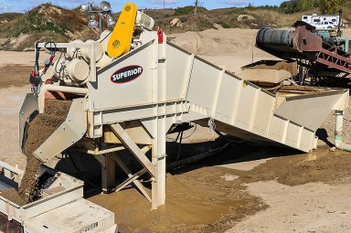 Sand & Aggregates Washing plants