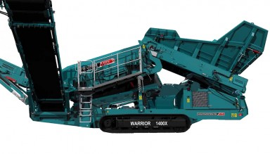 Warrior 1400X
