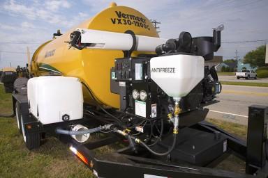 Vermeer VX30 Gas series