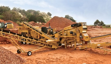 Track Mounted Cone Crushers