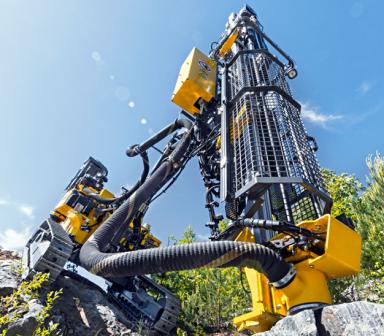 FlexiROC T30 R Construction Edition