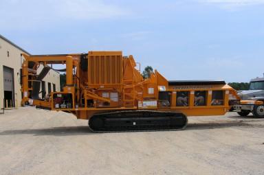 The Beast® Model 3680XP Track
