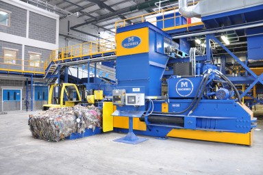 Two Ram Balers