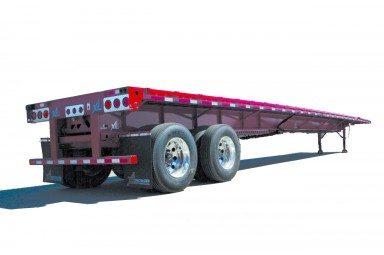 XL 80 Power Tail trailer
