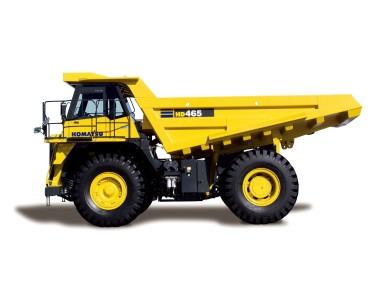 HD465-7