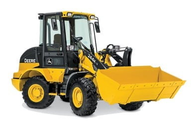 Products - Compact Wheel Loaders - Heavy Equipment Guide