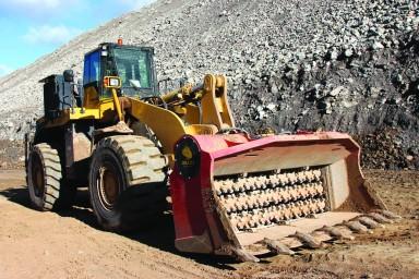 M SERIES for wheel loaders