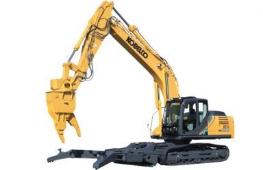 Demolition Excavators