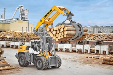 Forestry Log Loaders