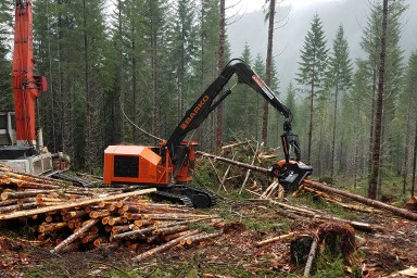 Forestry Forwarders