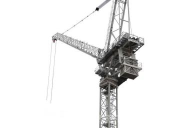Luffing-Jib Tower Cranes