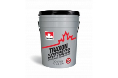 TRAXON Synthetic MTF 75W-80