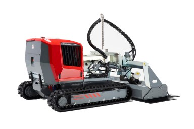 Hydro Demolition Robots