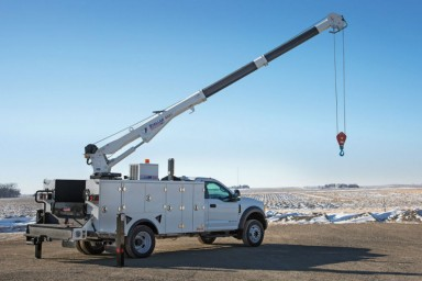 Truck Mounted Cranes