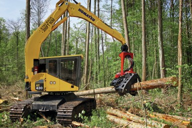 Forestry Harvesters