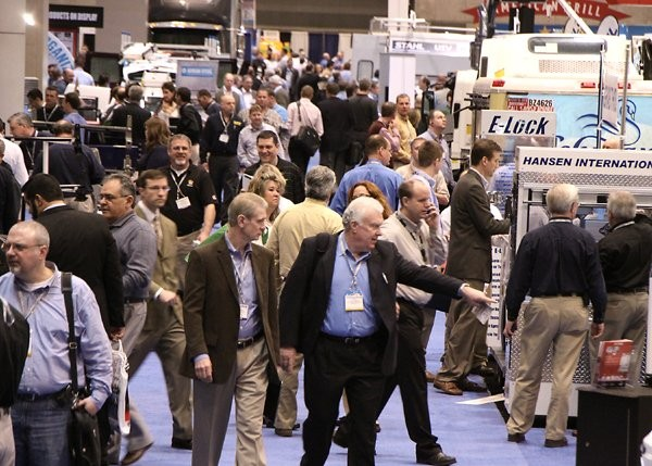 Thousands of  industry professionals attend The Work Truck Show to check out the latest work trucks and equipment from more than 500 exhibitors.