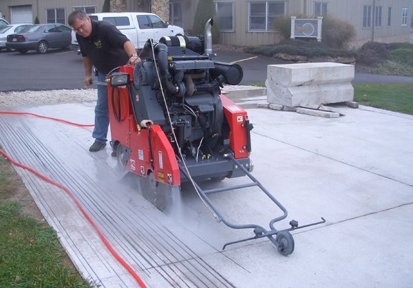 Lots to learn about concrete sawing and drillling