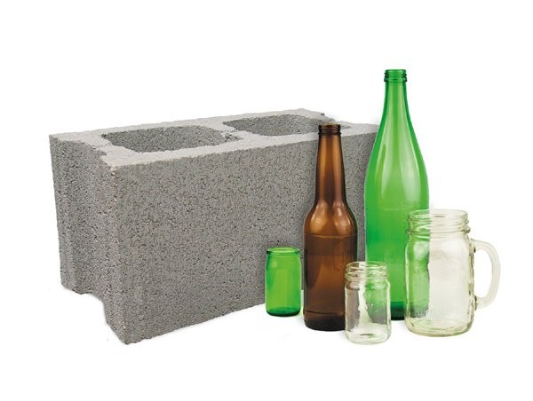 Canadian company turning wine bottles into concrete