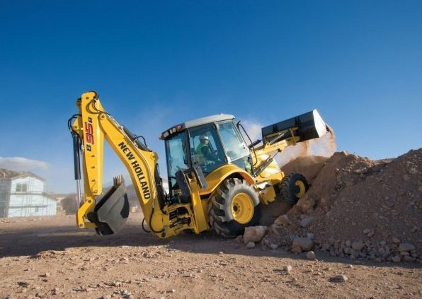 New Holland Construction to focus only on compact equipment