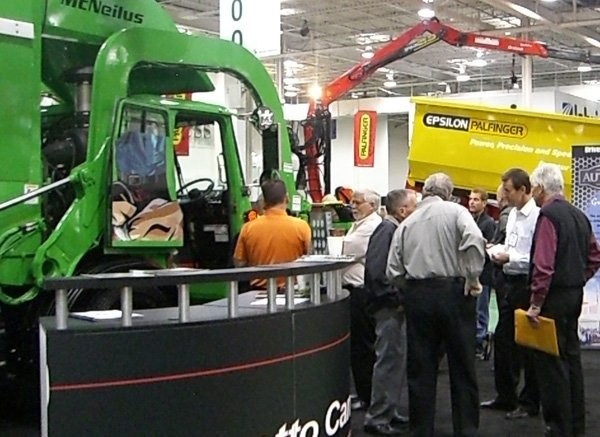Canadian Waste & Recycling Expo exhibit floor sold out