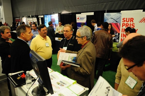 The 2011 Canadian Waste & Recycling Expo at Montreal's Palais des Congres.