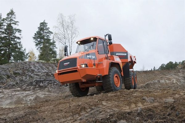 Scania and Doosan Infracore extend their cooperation
