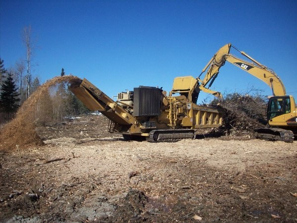 Creating a market for biomass
