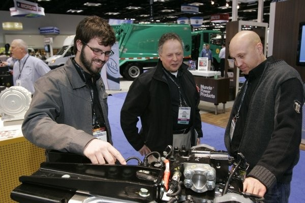Work Truck Show 2012 sets new records