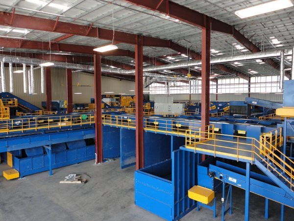 Machinex' state-of-the-art MRF for Republic in Jacksonville is more than just single stream
