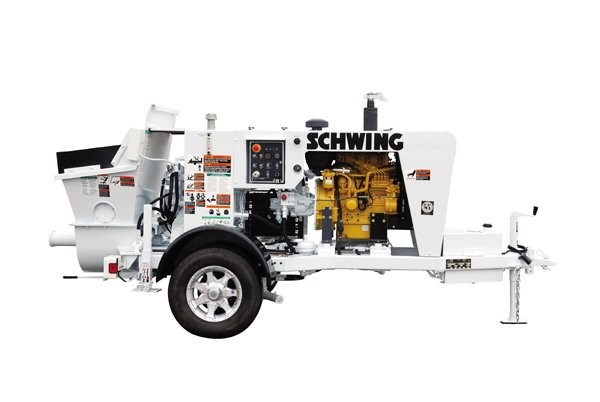 Chinese manufacturer acquires majority position in Schwing