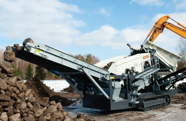 Metso unveils latest crushing and screening products at 2012 New Product Expo