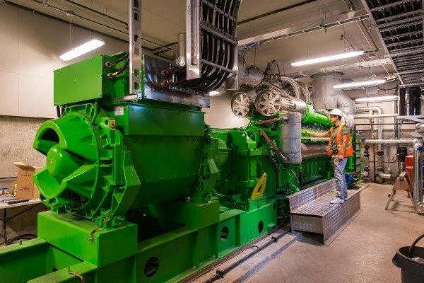 UBC first Canadian university to produce  clean heat and electricity from biofuel