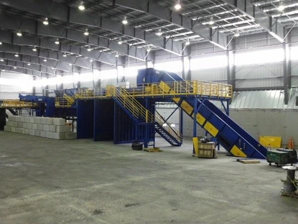 Progressive Waste Solutions opens new MRF in Calgary