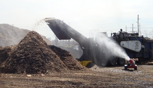 Grinding operation gets dust under control with Buffalo Turbine Monsoon technology