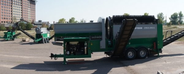 Komptech to have major presence at U.S. Composting Council show