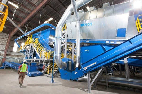BHS acquires Nihot Recycling Technology BV