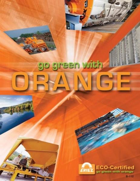 Eriez brochure highlights line of Eco-Certified equipment