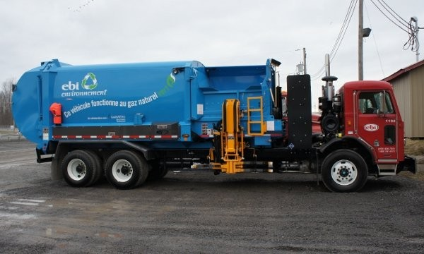 A new generation of CNG vehicles hitting the road across Canada