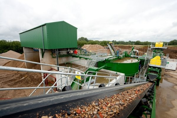 Wet processing technology  key to enhanced C&D recycling