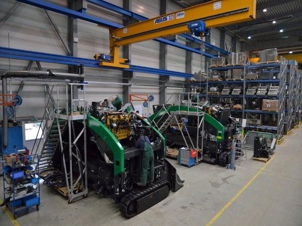 Komptech expands manufacturing capacity to meet demand
