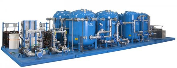 Multi-level approach to successful water treatment