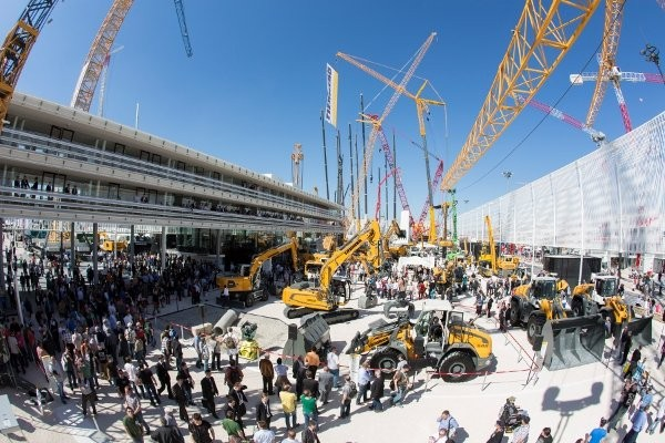 53,000 attend Bauma event in Germany
