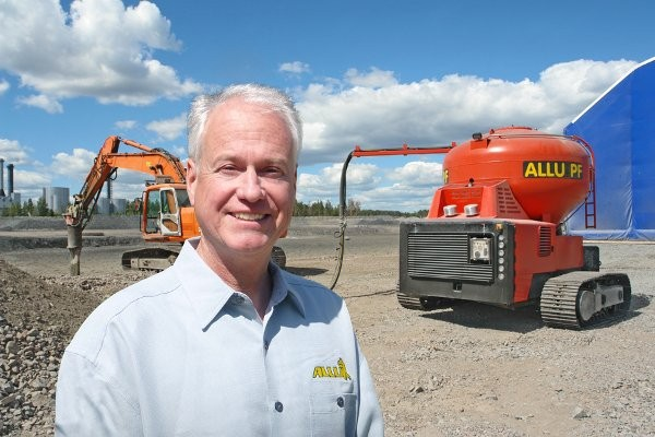 ALLU welcomes technology expert Charles Wilk