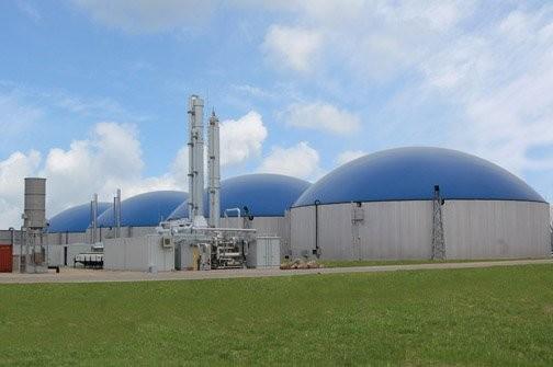 WELTEC biomethane plant in Arneburg feeds in gas