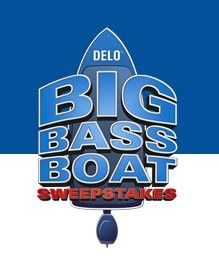 2013 Delo Big Bass Boat sweepstakes – don't let this big one get away