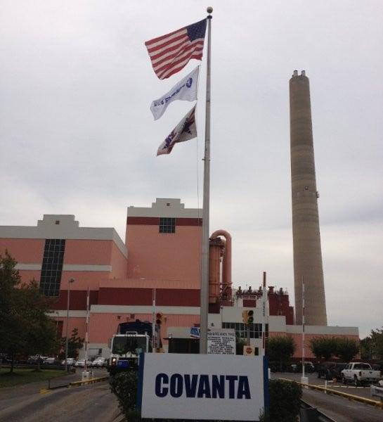 Covanta acquires Camden Resource Recovery Facility